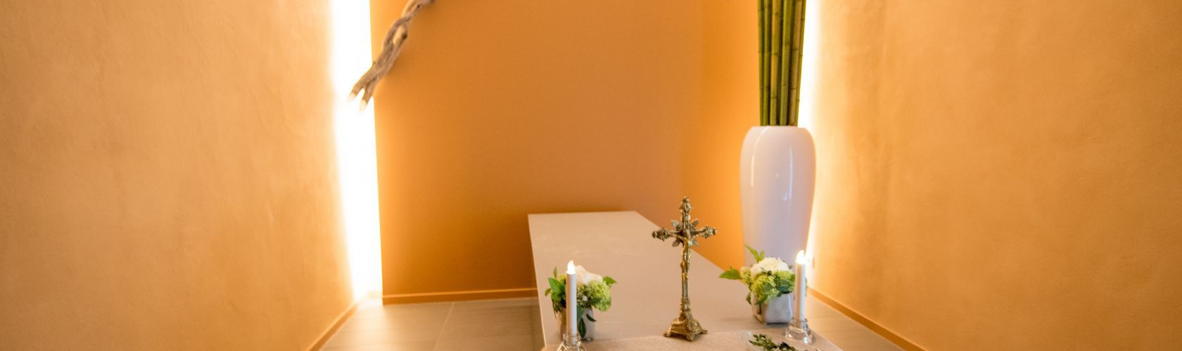 Pompes funèbres Funérader - Salon funéraire