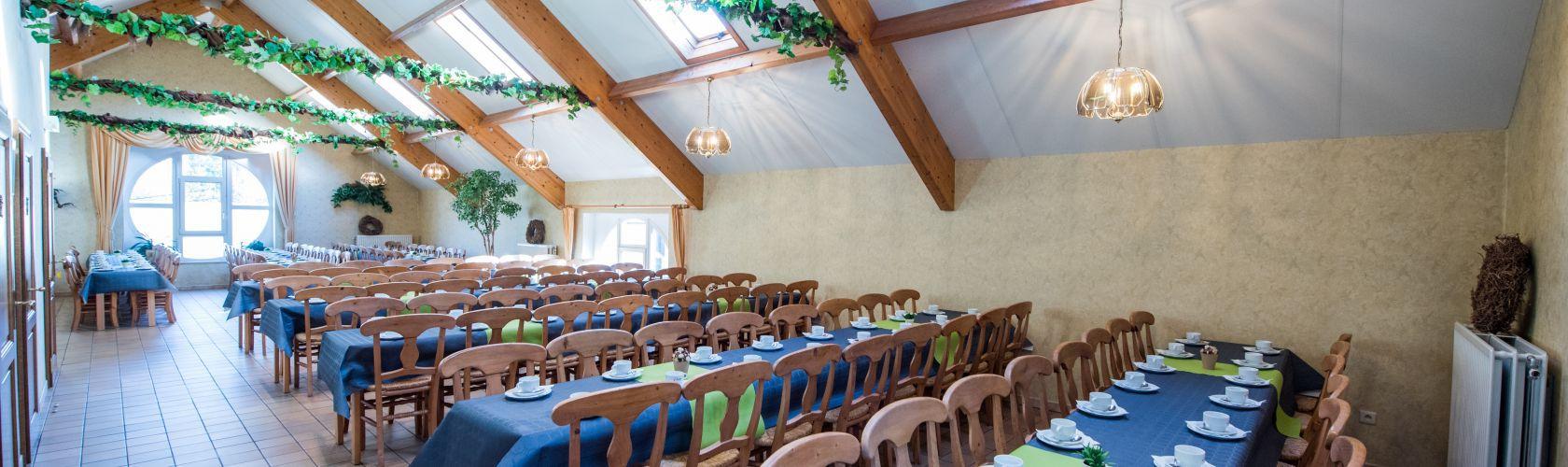 Salle de réception pour funérailles à Herve - FunéRADER